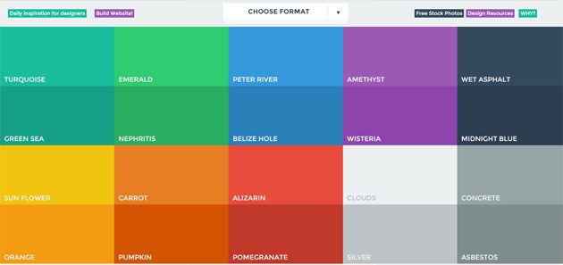 Outils pour webdesigners Screen 04