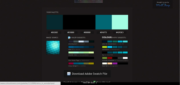 Outils pour webdesigners Screen 09