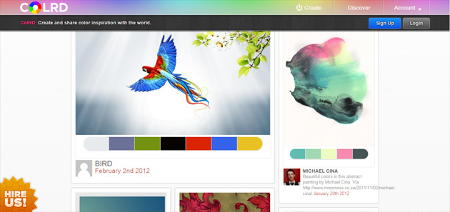 Outils pour webdesigners Screen 14