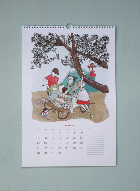 Calendrier 2016 exemple 27 image 1