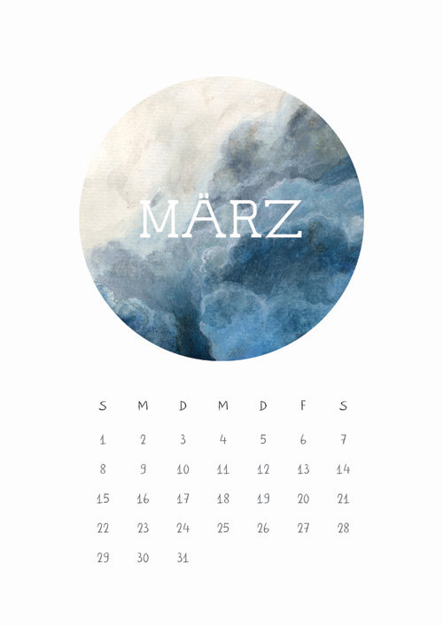 Calendrier 2016 exemple 8 image 1